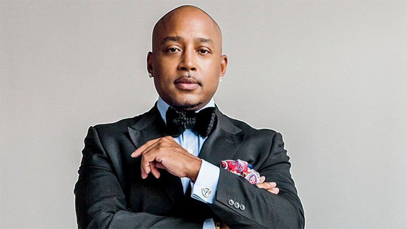 Clubhouse homme d'affaire Daymond John